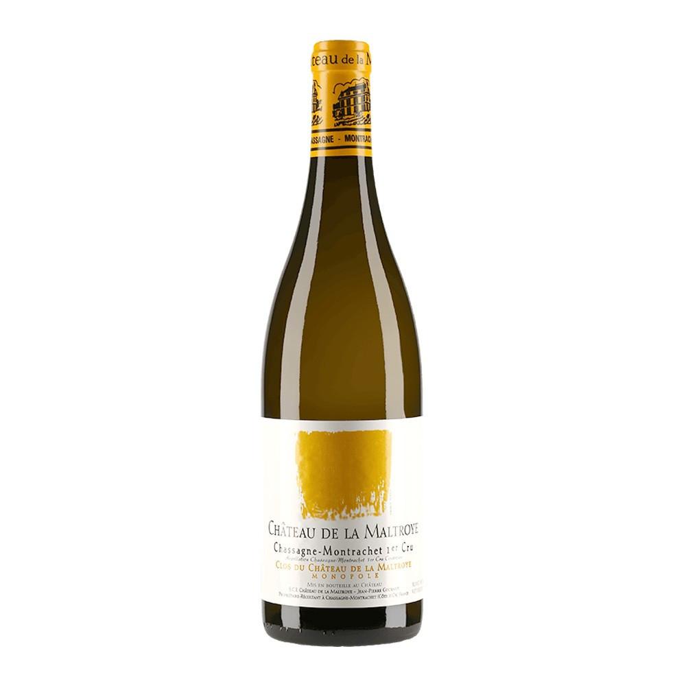 Chassagne-Montrachet 1er cru Clos du Château de la Maltroye 2015. 75cl Bianco - Le Comptoir