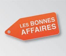 LES BONNES AFFAIRES