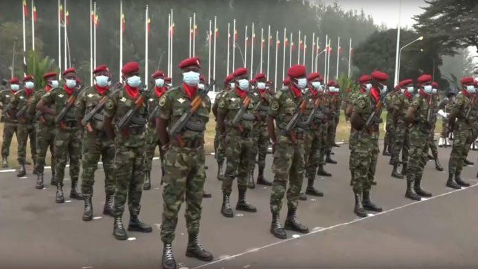 Sassou avait promis le recrutement d'enseignants en 2020, il a recruté 3563 militaires