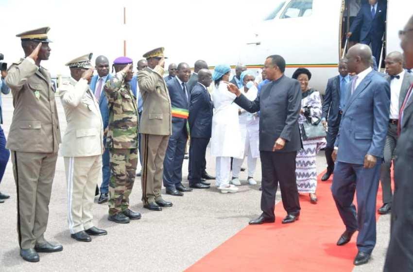 Octobre noir pour le clan Sassou