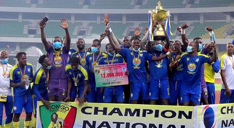 As Otoho sacré champion du Congo pour la 4e fois