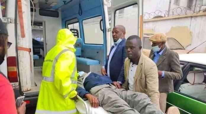 L'activiste Alex Dzabana Ibacka hospitalisé après sa sortie de prison