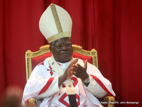 Obsèques du Cardinal Monsengwo: Lisanga Bonganga en appelle à l'unité et la cohésion nationales