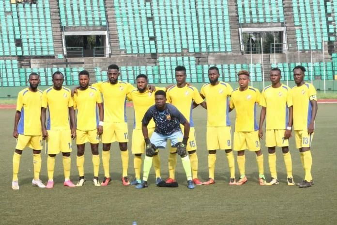 Championnat National Ligue 1: La Jeunesse Sportive de Talangaï signe sa première victoire