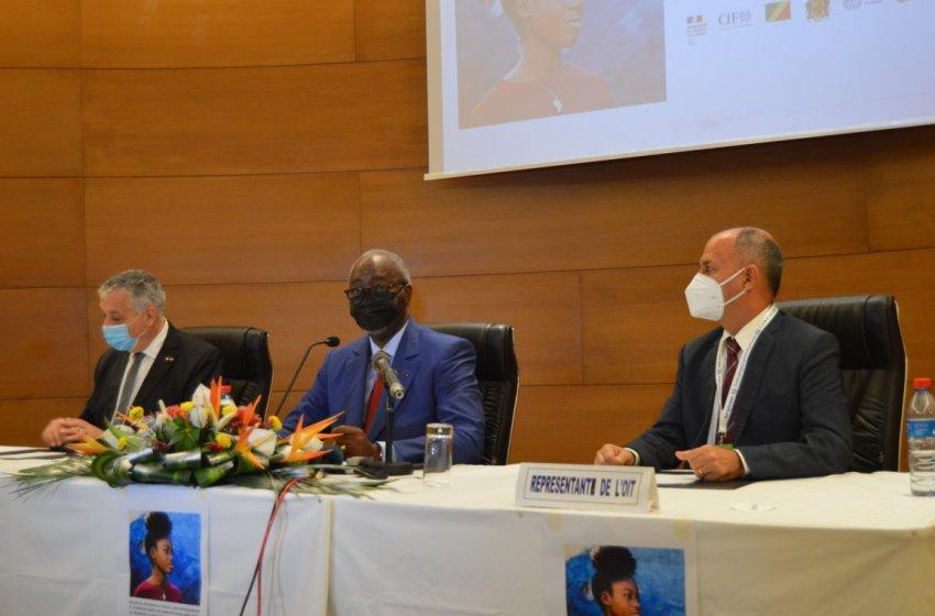 Emploi et formation des jeunes : AFD et BIT apportent leur soutien au Congo