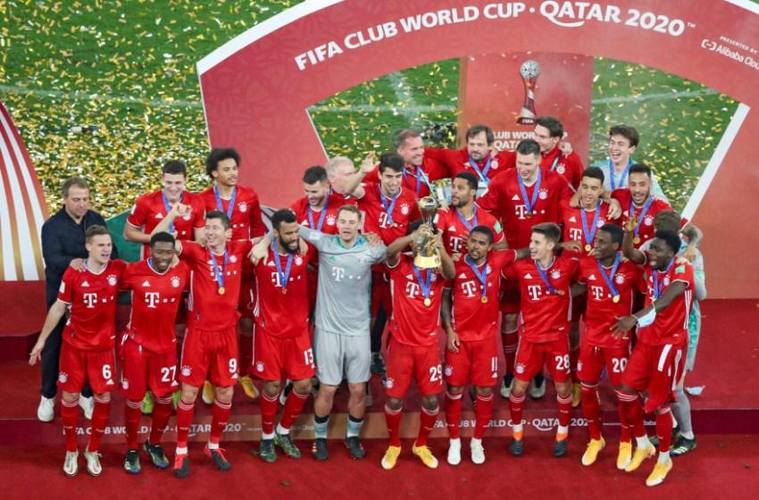 Coupe du monde des clubs de la Fifa : Bayern de Munich toujours insatiable