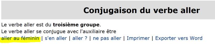 Un Tableau De Conjugaison En Ecriture Inclusive Le Conjugueur Blog