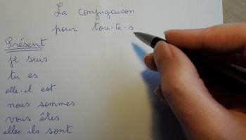 Asseoir Un Verbe Avec 2 Formes De Conjugaison Et 2 Infinitifs