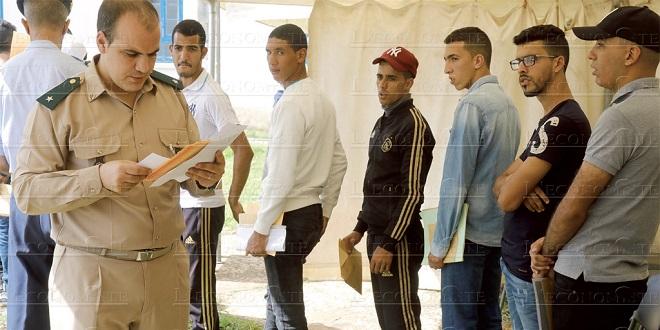 Military service: A death in Meknes