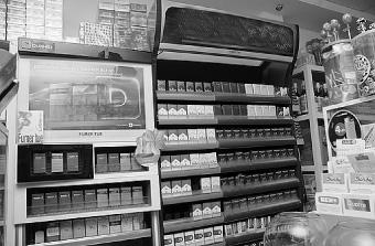 depuis le 31 octobre pres de 2 000 points de vente de tabac se retrouvent dans l illegalite a l origine de cette situation l introduction par le