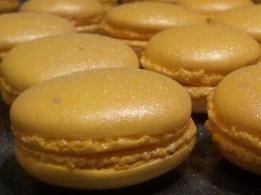 Macarons au Limoncello