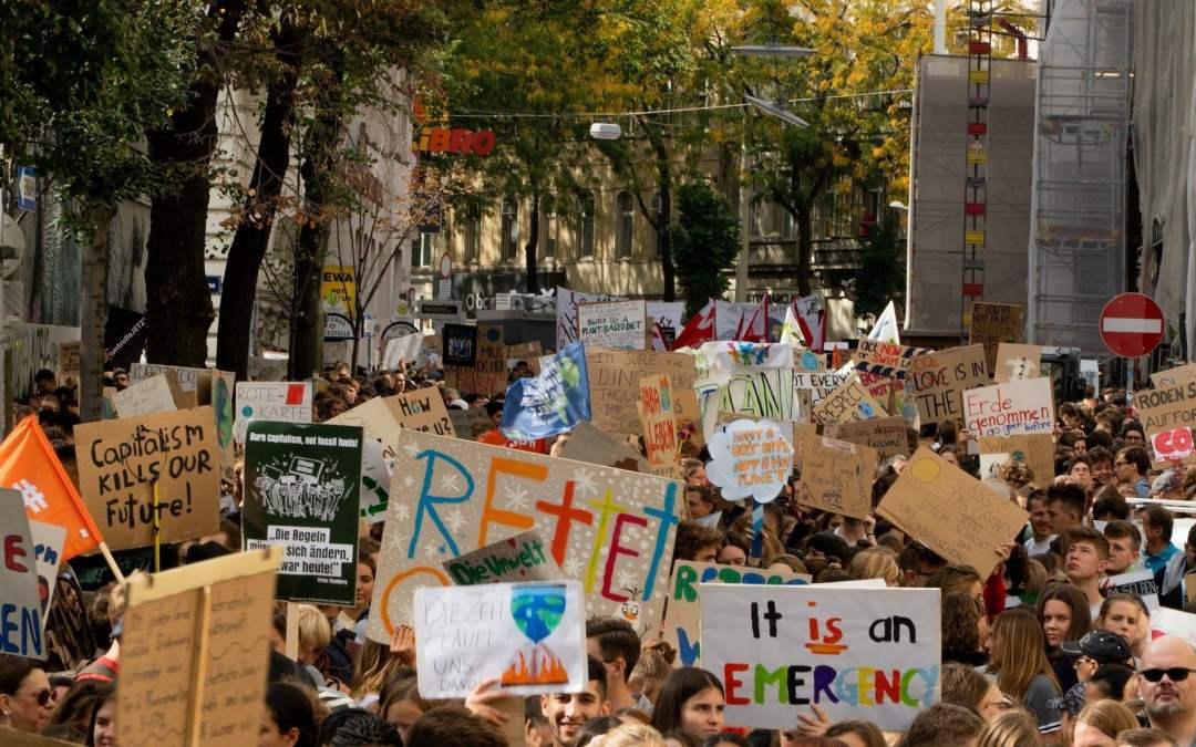 La crisi climatica è la nostra guerra. L'unica per cui dobbiamo mobilitarci