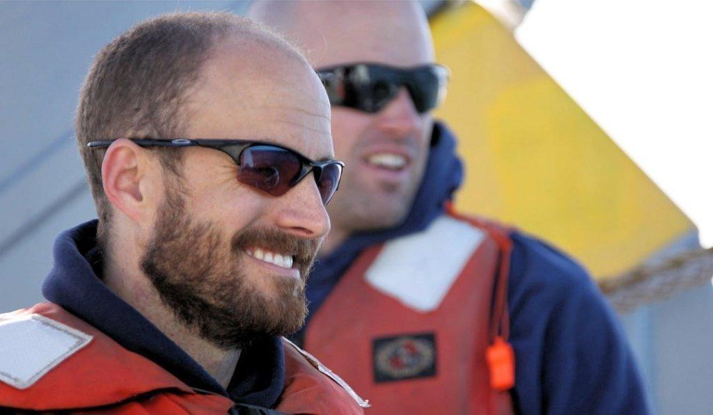 Perdita di metano in Antartide Andrew Thurber