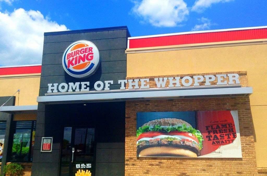 Burger King sceglie gli imballaggi a rendere