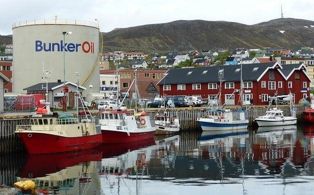 Norvegia-petrolio-porto