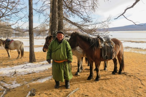 Our horseman