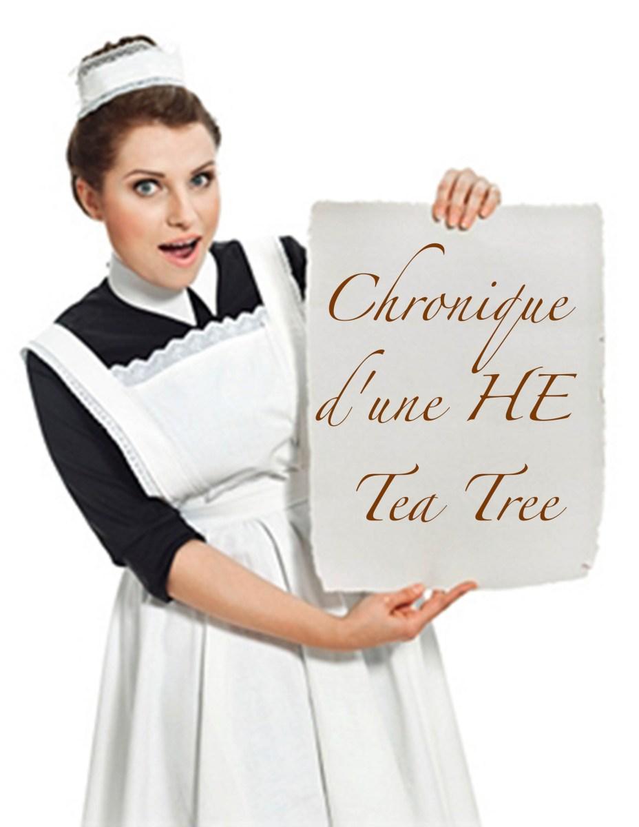 Chronique d'une HE Tea Tree #1: je te débarrasse de ta mycose!