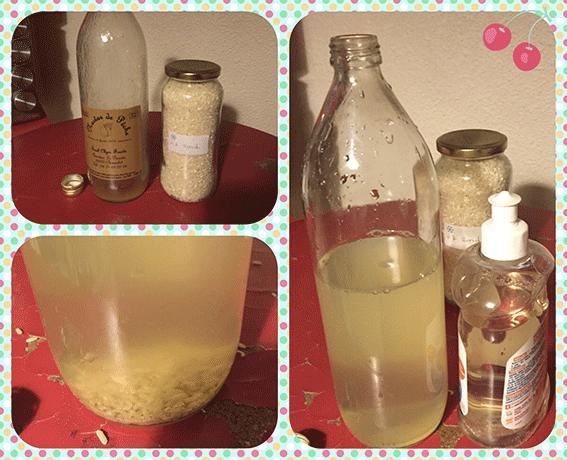 petite astuce de grand-mère pour nettoyer les bouteilles