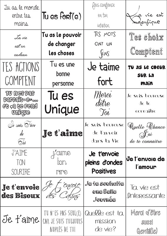 Citation Jeu De Mots Carte