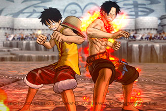 Bandai Namco - One Piece Burning Blood