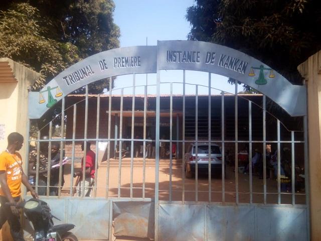 Kankan : Un nouveau programme envisagé pour les jugements criminels