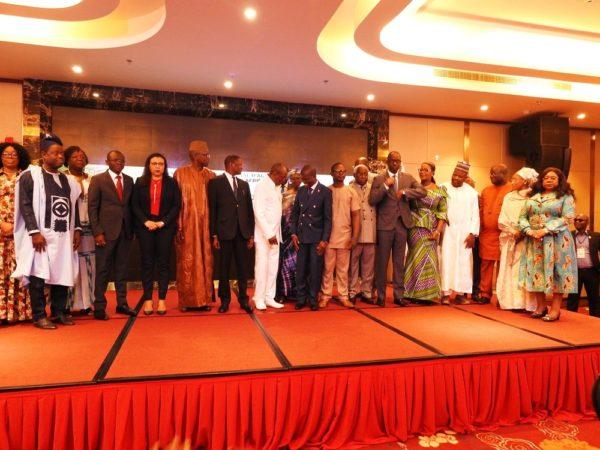 éRéunion du Comité ministériel du Giaba à Conakry