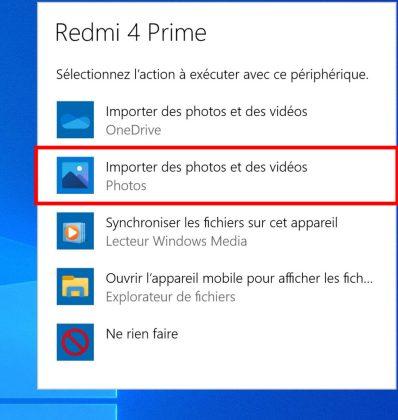 importer photos videos application photos execution automatique windows 10 5ee9f85e2a369