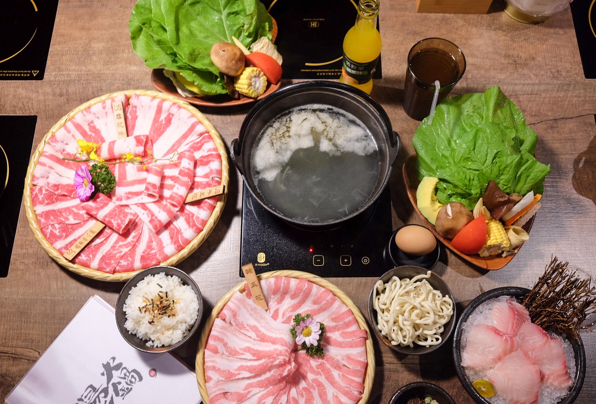 新竹市|燙火鍋14 跟重要的人一起吃鍋吧 吸睛肉盤 新竹高品質鍋物 - 樂の誠食說