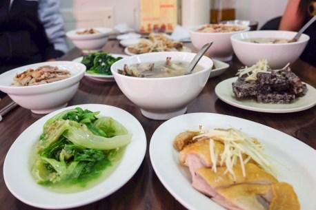 高雄市苓雅區|正昌鴨肉飯 武廟對面 多種鴨肉料理 鴨肉冬粉、粄條、米粉(菜單)