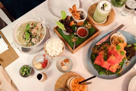 高雄市鼓山區|Woo Cafe Taiwan 亞洲首間海外旗艦店來自清邁的花園系泰式特色餐廳