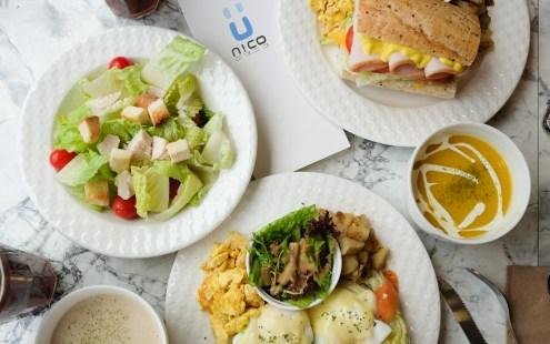 屏東縣屏東市|Nicoニコニコ 民享路上又添一軍 環境優質早午餐店 是和朋友聚會