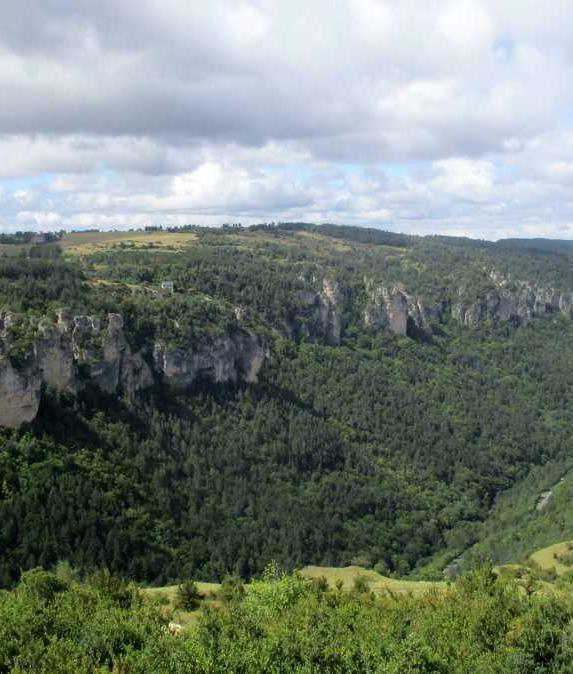 Le Parc National des Cévennes et les Grands Causses de l'Unesco