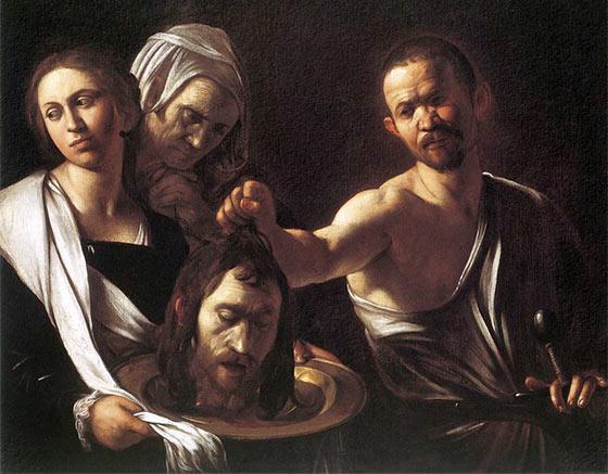 """Il Battista? Non seppe """"accompagnare"""" Erode Antipa."""