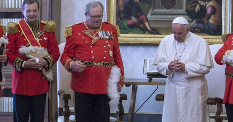 Il condom e il papa