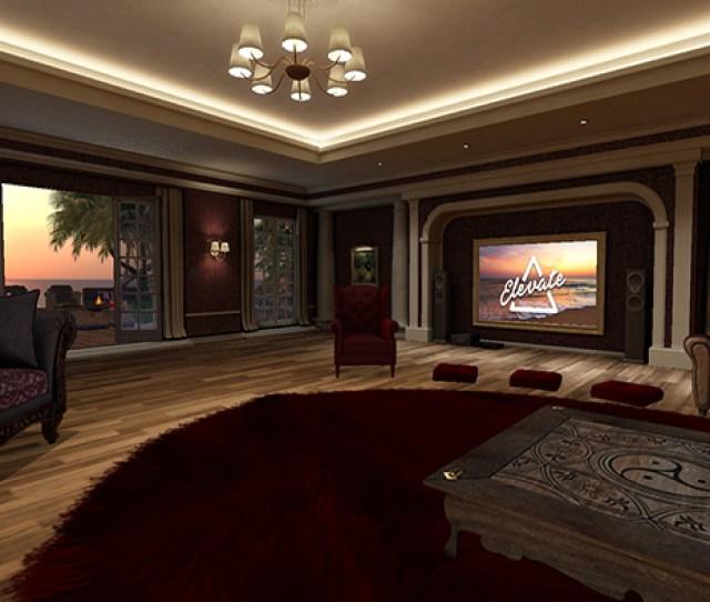 Femdom Spa Lounge