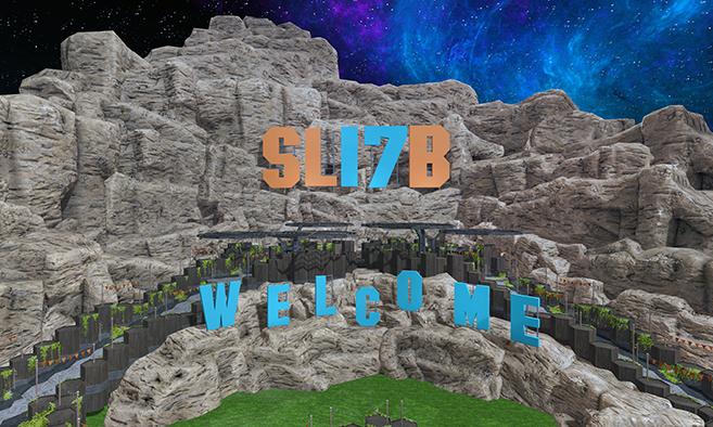 SL17B - HAPPY BIRTHDAY SECOND LIFE
