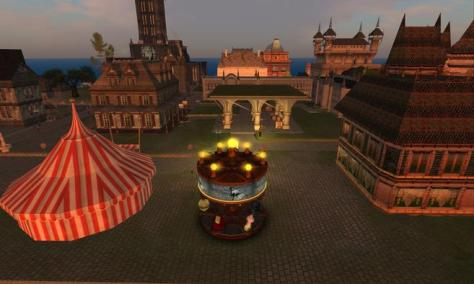 Visit us in Second Life Our page in the SL Destination Guide for Steampunk roleplaying communities.