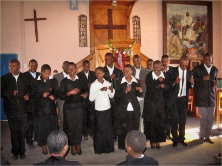 Masitise LECSA Youth Choir