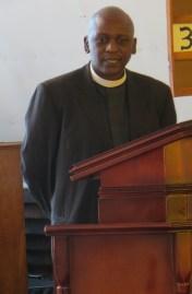 Rev. G. L. Ramatlapeng, LECSA Executive Secretary