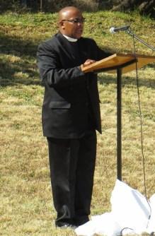 MTS Faculty Member Rev. N. S. K. Tseuoa