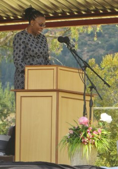 Dr. Isabel Phiri of the World Council of Churches