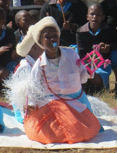 Mokhibo performer