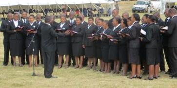 Morija Theological Seminary choir
