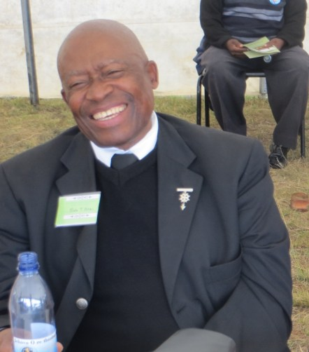 Mr. Thabo Ntai, Chair of the Organizing Committee