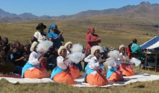 Primary school Mokhibo performers