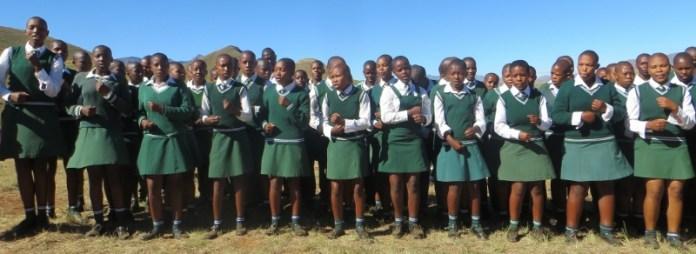 Tebellong High School Choir