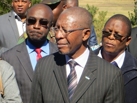 The Prime Minister of Lesotho