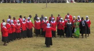 United Church of Zambia choir