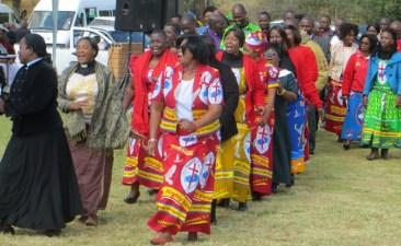 United Church of Zambia members