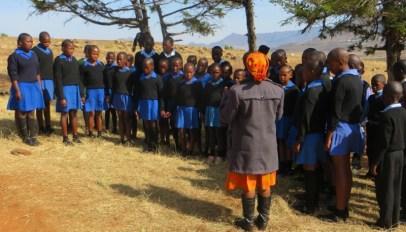 Qiloane Primary School Choir